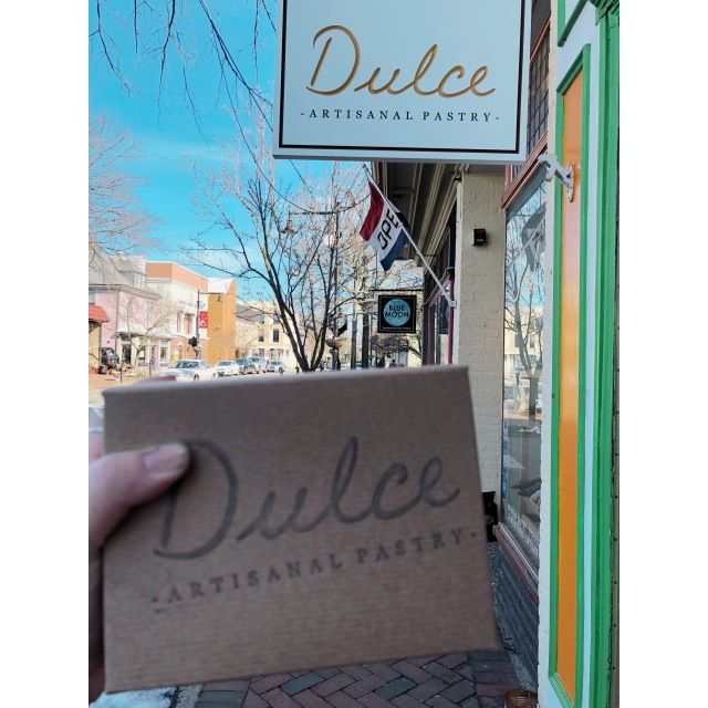dulce pastery