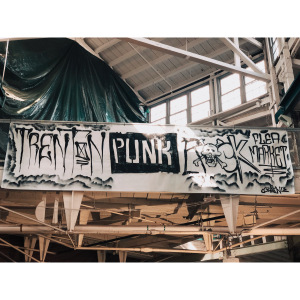 Trenton Punk Rock Fleamarket New Jersey