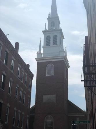 Old North Church Boston pg