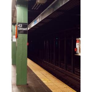 NY Subway 42nd Street