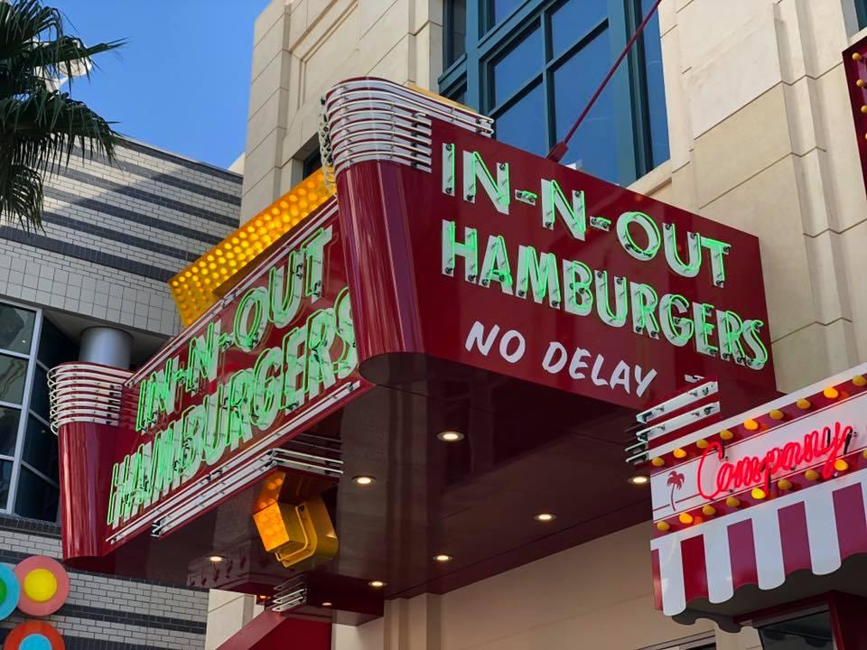 in-n-out burger las vegas